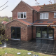double storey extension, Welbourne, Lincolnshire