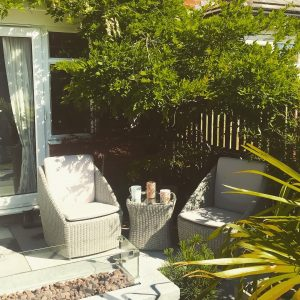 Garden makeover here in Lincoln